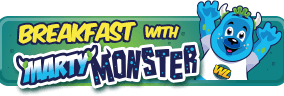 Breakfast-with Marty Monster - evloz