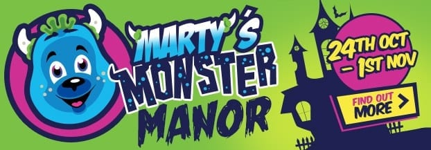 Monsters Manor Banner