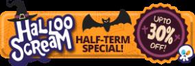 Halloween-- Half Term Special