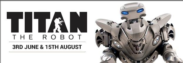 Titan 3rd June & 15th August