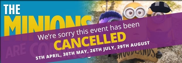 minions cancelled date