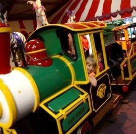 Circus Drome Train