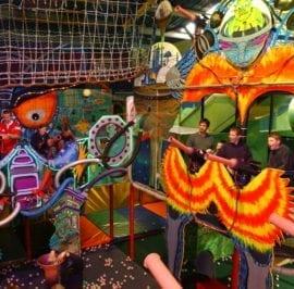 Circus Drome Master Blaster