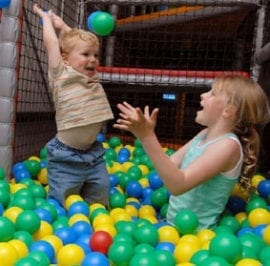 Action Zone Ball Pool