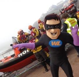Devon Day Out Super Hero Adventures