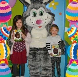 Devon Easter Bunny Breakfast
