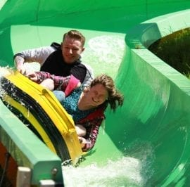 Water Coaster Ride