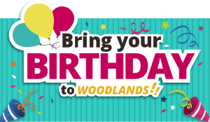 Woodlands Birthday Parties