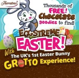 Eggstreme Easter Event