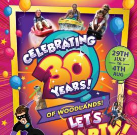 30 years celebration