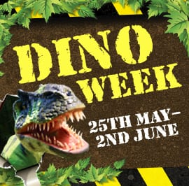 Woodlands Dino Week