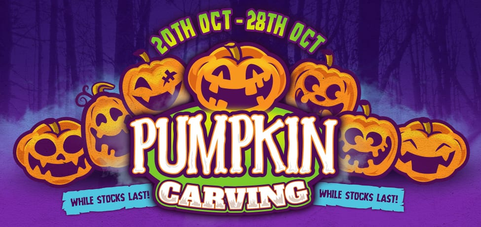 Pumpkin Carving - Halloween 2018 - Halloween Events in Devon