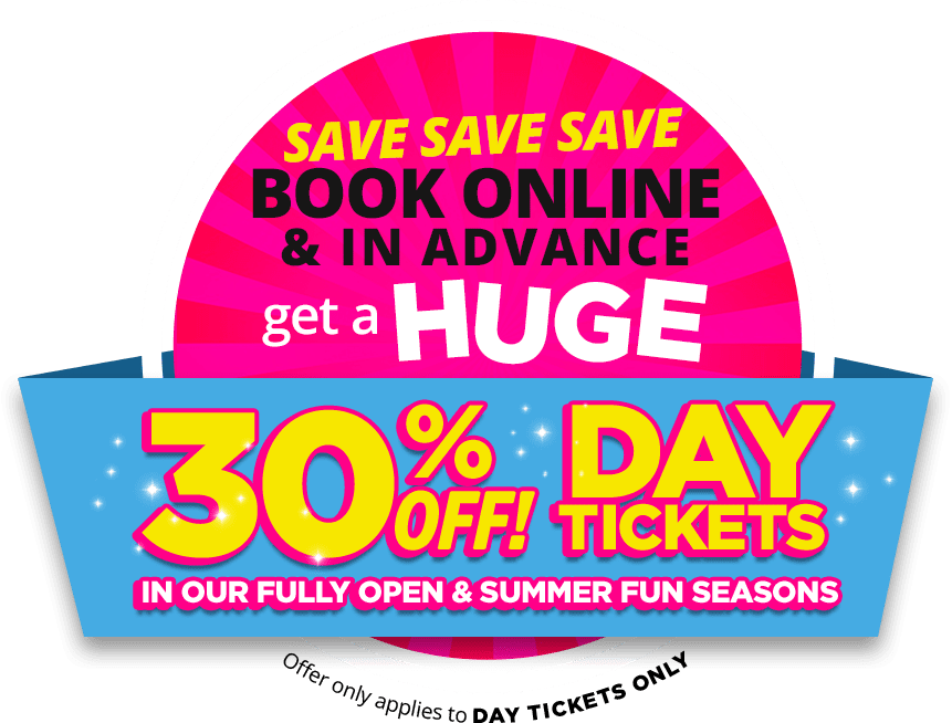 30percent off day tickets
