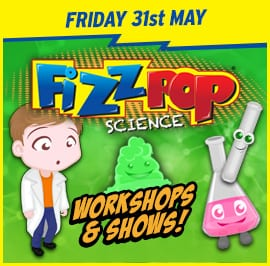 Fizzpop Science
