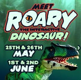 Roary the Dinosaur
