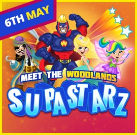 Woodlands supastarz may