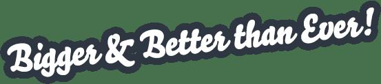Eggstreme Easter Bigger & Better